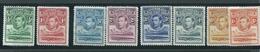 Basutoland Stamps Vlh Range To 1/- Sg18 - Sellos