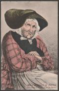 Mary Kelynack Of Newlyn, Cornwall, C.1910 - Postcard - England