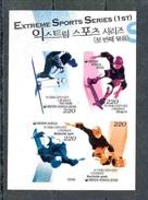 SOUTH KOREA 2006 EXTREME SPORTS - Sellos