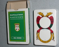 Rare Jeu De Cartes NEUF, Publicitaire Pub NAPOLITANE Plastificate, DAL NEGRO Trevise Italie - 54 Kaarten