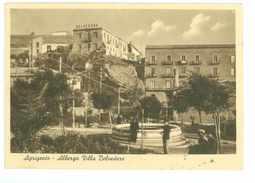 ALBERGO -- VILLA BELVEDERE Propr. Cesare DE ANGELIS - Agrigento