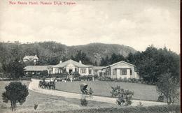 New Keena Hotel, Nuwara Eliya (000465) - Sri Lanka (Ceylon)