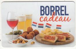 NETHERLANDS - Borrel Magnetic Gift Card, Unused - Gift Cards