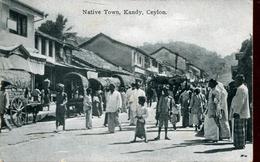 Native Town, Kandy (000469) - Sri Lanka (Ceylon)