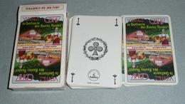 Rare Jeu De 32 Cartes Publicitaires, Pub CDHV Confiserie Des Hautes-Vosge - 32 Cards