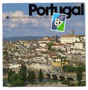 PORTUGAL  1987 - Livre De L'année