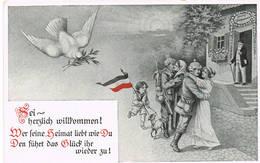 D  Duits Leger Armée Allemande German Army Propaganda Propagande Patriatique - Guerre 1914-18
