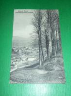 Cartolina Vittorio Veneto - Panorama Dal Castello Vescovile 1912 - Treviso
