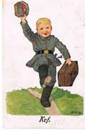 E  Duits Leger Armée Allemande German Army Propaganda Propagande Patriatique - Guerre 1914-18