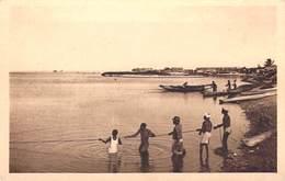 Afrique (Dahomey BENIN) COTONOU Vue Sur La Lagune  (- Editions :Suzanne Toubon  N°30)*PRIX FIXE - Benin
