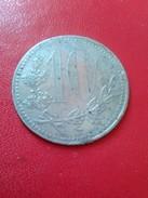 10 CENTIMES CHAMBRES DE COMMERCE D'ALGER  1918 N° 254 - Jetons & Médailles