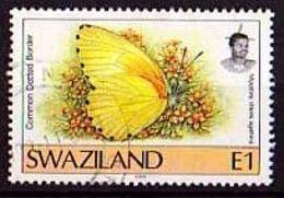 SWAZILAND Mi. Nr. 525 O (A-4-24) - Swaziland (1968-...)