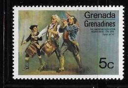 GRENADA   SCOTT # 94  MNH  BATTLE OF BUNKER HILL - Grenade (1974-...)