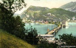Stansstad - Achereggbrücke Durchfahr Schiff + Ca.  (20480) - Other
