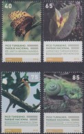 2016.90 CUBA 2016 MNH. PARQUE NACIONAL PICO TURQUINO. NATURAL PARK SNAIL BUTTERFLY BIRD. - Ongebruikt