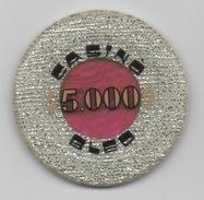 Jeton De Casino : Casino Bled 5.000 Croatie - Casino