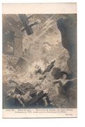 """ART . TABLEAU . Louis Béroud . """" DESTRUCTION DE SODOME """" . SALON DE 1907 - Réf. N°3019 - - Paintings"""