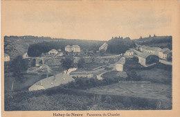 Habay-la-Neuve - Panorama Du Chatelet (Edit. Albert Bastin, 1928) - Habay