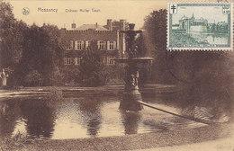 Messancy - Château Muller Tesch (timbre Ypres, Ieper, 1930) - Messancy