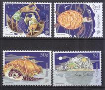 SINGAPORE 2016 - Singapore Myths & Legends (II) - 4v  Mnh - Singapore (1959-...)
