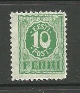 Estland Estonia 1919 Michel 7 * - Estland