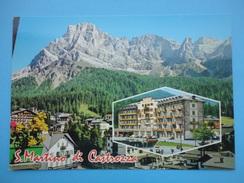 S San Martino Di Castrozza - Siror - Donatico - Trento - Panorama E Vedutina - Trento