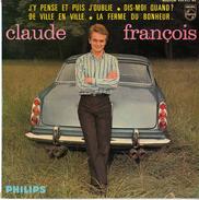 CLAUDE FRANCOIS - JE PENSE ET PUIS J'OUBLIE - Other - French Music
