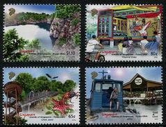 SINGAPORE 2014 - Islands Of Singapore - 4v  Mnh - Singapour (1959-...)