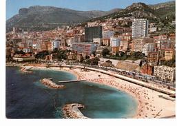 Monte Carlo - Les Plages Du Larvotto - Monte-Carlo
