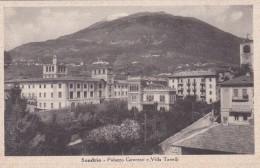 Sondrio - Palazzo Governo E Villa Tavelli * 12. 11. 1944 - Sondrio