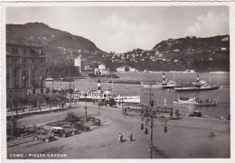 Como - Piazza Cavour (157) * 1936 - Como