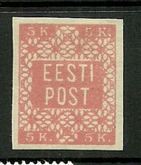 ESTLAND Estonia 1918 Michel 1 * - Estland