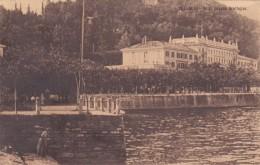 Lago Di Como - Bellagio - Hotel Grande Brettagne * 21. 10. 1913 - Como