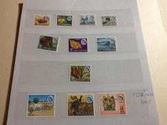 86261)  Francobolli Della Rhodesia-serie Corrente Litografici Mardon A Salysburg -n.130a/143a- MNH** - Falkland Islands