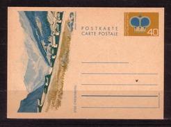 134o * LUXEMBURG * GANZSACHE STEG/TRIESENBERG  **!! - Stamped Stationery