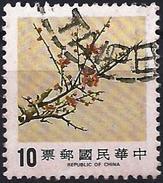 Taiwan (Formosa) 1984 - Plum Blossom ( Mi 1599 - YT 1538 ) - 1945-... République De Chine