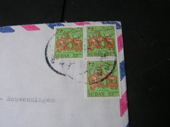 Sudan Cv. - Sudan (1954-...)