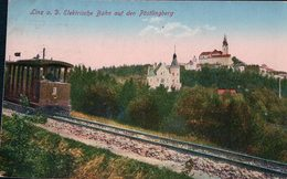 Autriche, Linz A. D. Elektrische Bahn Auf Den Pöstlingberg (1928) - Linz