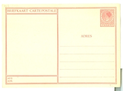 BRIEFKAART ZWOLLE SASSENPOORT * SERIE VII NR. 6 * ONGEBRUIKT   (10.634) - Postal Stationery