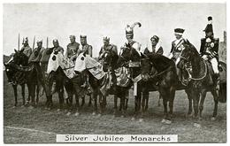 ALDERSHOT TATTOO - SILVER JUBILEE MONARCHS - Autres
