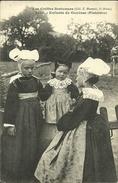 GOUEZEC  -- Les Coiffes Bretonnes   - Enfants                             -- Hamonic 2214 - Gouézec