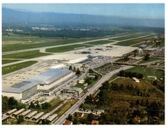 (M+S 333) Geneva Airport - Aeroport De Genève - Aérodromes