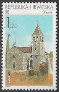 Croatia SG408 1995 Liberated Towns 1k.20 Good/fine Used [34/29038/5D] - Croatia