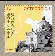 Österreich 2015 ** Uhr, Clock / Bergkirche Eisenstadt - MNH - Uhrmacherei