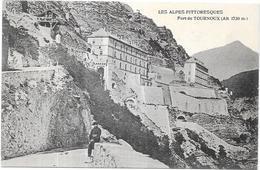 DEPT 05 - LES ALPES PITTORESQUES - Fort De TOURNOUX - Homme Au 1er Plan - LYO86 - - Autres Communes