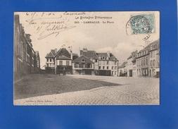 Lamballe Place TABAC AU FOND 1904  (1 INFIME DEFAUT Au Dessus Du Titre Sinon TTB ETAT)  ..403 ) - Lamballe