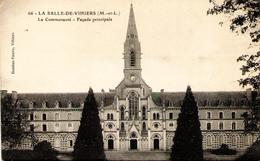 LA SALLE-de-VIHIERS - La Communauté - Façade Principale - Other Municipalities