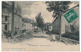 CPA - SENONES (Vosges) - Les Gouttes - Nouvelle Avenue - Senones