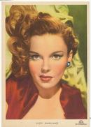 Judy Garland Actrice Metro Goldwyn Meyer Format 10/15  Edition Uruguay - Actors
