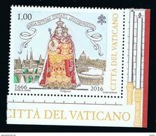 2016 - VATICAN - VATICANO - VATIKAN - D19I - MNH SET OF 1 STAMP  ** - Vatican